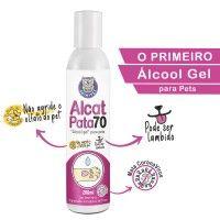 Alcat Pata 70 - Álcool Gel para Pets