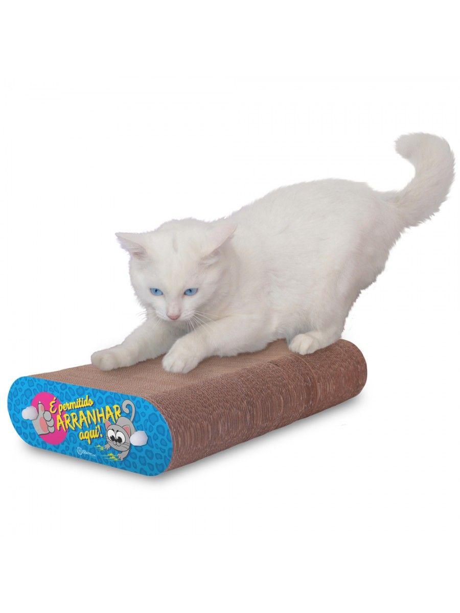 Arranhadinho ( Arranhador portátil para gatos )