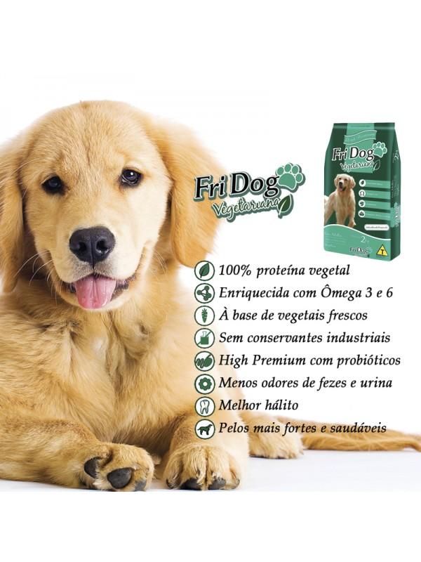 ESPECIAL DA SEMANA - Fri Dog Vegetariana 2kg > 6 pactes (R$ 30 cada)