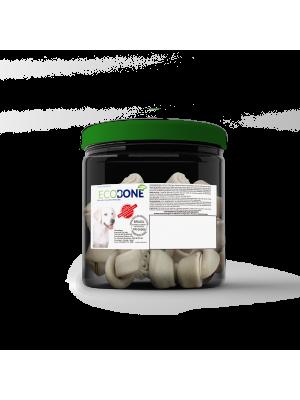 Ossinho Vegetal Ecobone P (3/4) - 12 unids 500g