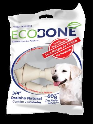 Ossinho Vegetal Ecobone P (3/4) - 2 unids