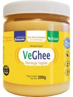 Manteiga Vegetal com sal do Himalaia