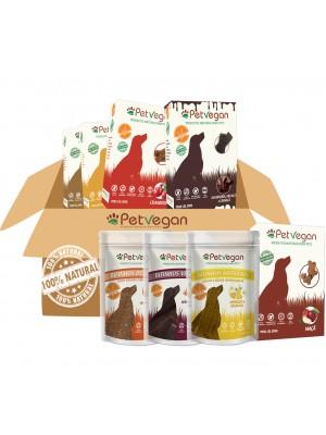 Box PetVegan > 8 itens